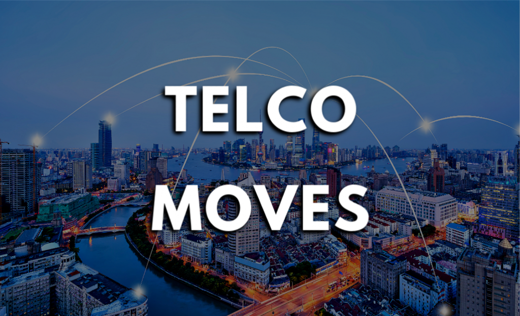 telco leadership changes april 2 2020