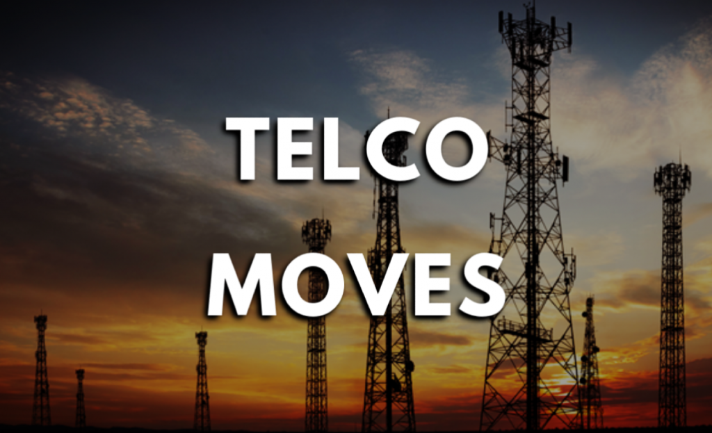 TELCO MOVES END OF MAY