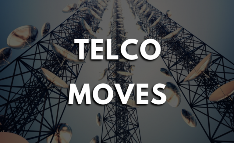 Telecom Executive Moves – First Weeks Of August